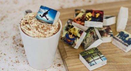 #theCooLIST | VALENTINE'S DAY: Instagrams on marshmallows! Boomf!