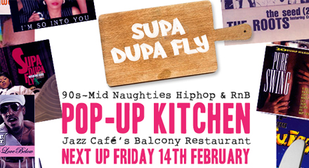 #theCooLIST: Valentine's Day Supa Dupa Fly Pop-Up Kitchen