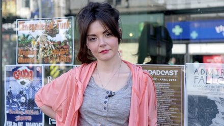 #LoveMyHood: 24 hours in Glasgow with Honeyblood