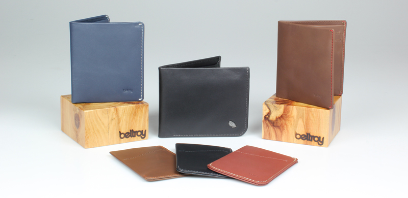 SHOW US YOUR #WALLETOFSHAME FOR A CHANCE TO WIN A BRAND NEW BELLROY WALLET