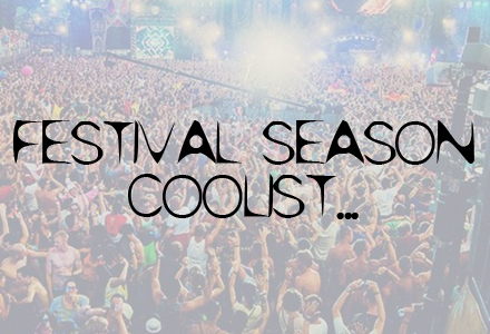 The COOLIST: Our Top 10 Festival Season Must Haves