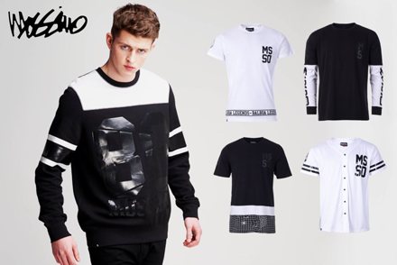 Mossimo SS15 Monochrome Collection