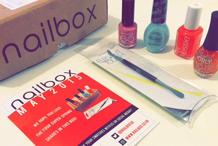 Nailbox | The Latest Nail Trends to your Door!